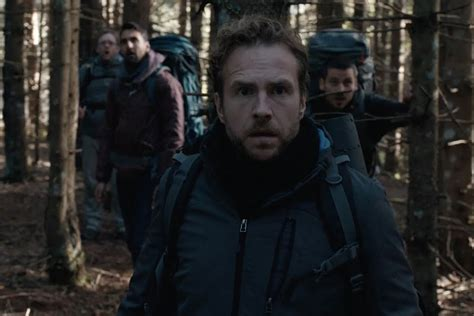 the ritual four hikers retread through other horror