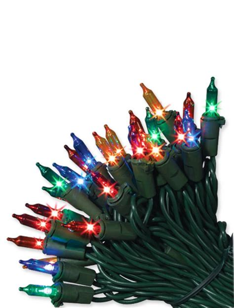 how to string lights on a christmas tree string lights on your tree properly