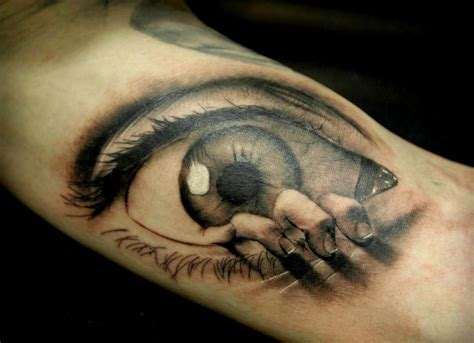 eye for an eye tattoo design free pictures
