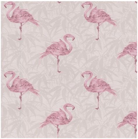 flamingo wallpaper ebay graham and brown luxury vinyl tropical flamingo wallpaper