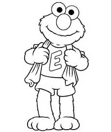 elmo coloring elmo color page az coloring pages