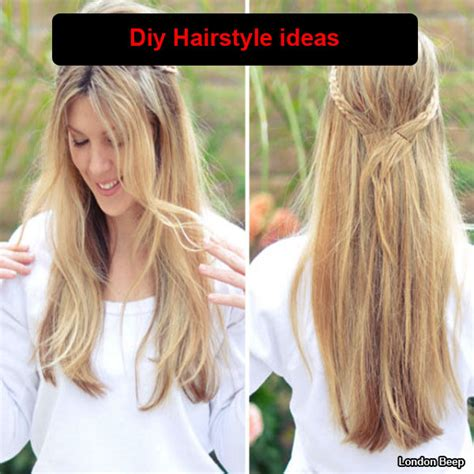 hairstyles for thin hair diy 20 beautiful new year diy hairstyle ideas london beep