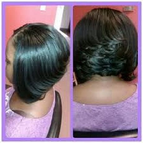 freather black bob black feathered hairstyles