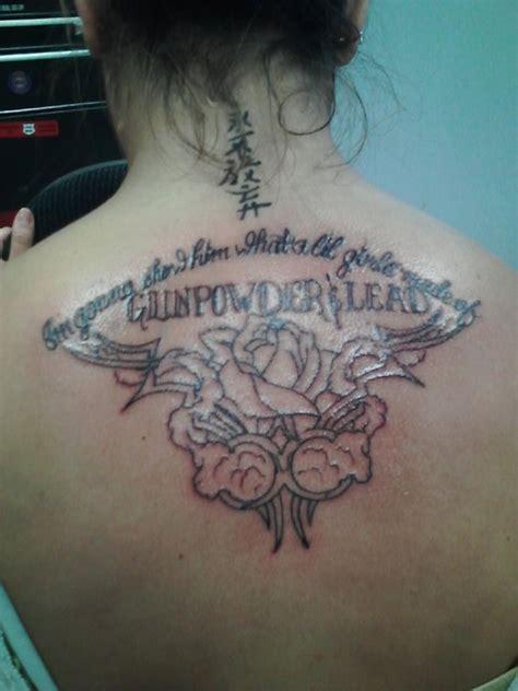 miranda lambert tattoos
