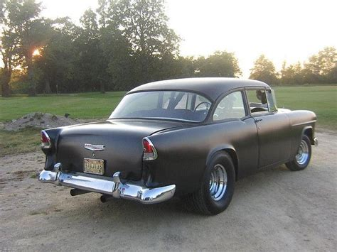 Wheels Chevy55 Black Dove 55 chevy 55 chevy gasser flickr photo cool cars chevy bobs and