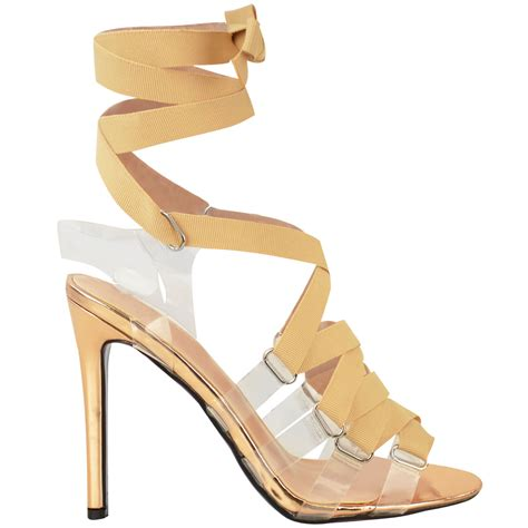sandals that wrap around the ankle womens ankle wrap around sandals high heel stiletto