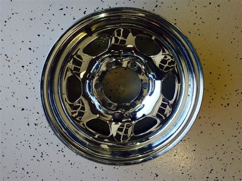 Wheels Toyota Land Cruiser Fj40 Putih 2011 for sale set of 5 chrome oem sr5 rims for fj40 fj45