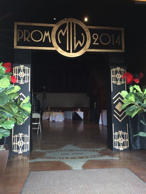 the grat gabsy theme prom for guys 25 best ideas about prom decor on pinterest wedding