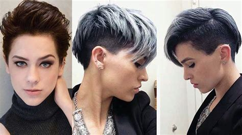 is long hair or short hair in style great short haircuts for women 2017 short hair cut