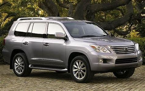 suv lexus 2010 used 2010 lexus lx 570 for sale pricing features edmunds