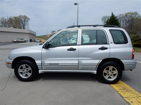 manual cars for sale 2002 chevrolet tracker transmission control chevrolet tracker 2 5 2002 technical specifications interior and exterior photo