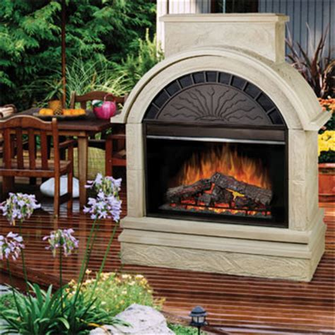 Outdoor Electric Fireplace Dimplex Scottsdale Outdoor Electric Fireplace Emp Ostn 36 Wesellit Waterloo