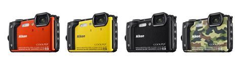 Nikon Coolpix W300 Yellow 4k Kamera Underwater nikon launches the coolpix w300 for scuba divers updated