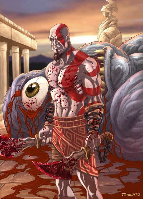 god of war blood and metal god of the god of war all about that god