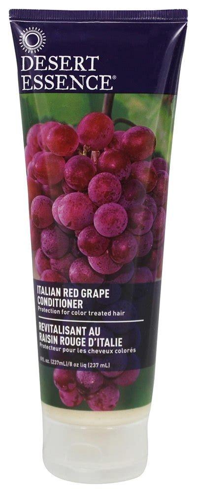 Desert Essence Italian Grape Shoo 237ml buy desert essence italian grape conditioner 8 fl oz at luckyvitamin