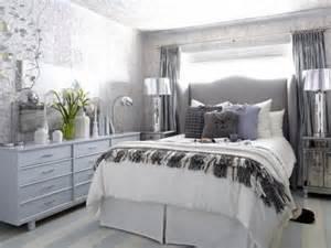 Hgtv Master Bedroom Makeovers - sofisticados dormitorios en gris y blanco