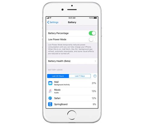 ios 11 3 beta 2 adds new battery health feature iphone x 8 8 plus less affected by