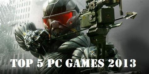 best of 2013 pc top 5 pc for 2013 gt gamezone gt view news article