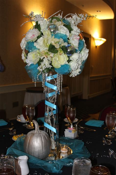 Once Upon a Time/Event/Fairytales  Cinderella Centerpiece