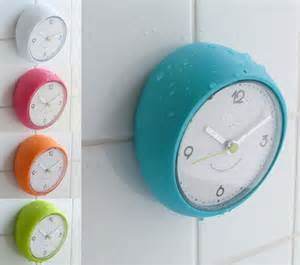 small wall clocks for bathroom get a bathroom clock and limit your time spent there