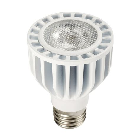 Dimmable Par20 Led Light Bulbs Shop Sea Gull Lighting Led L 7 Watt 3000k Par20 Medium Base E 26 Dimmable Warm White Indoor