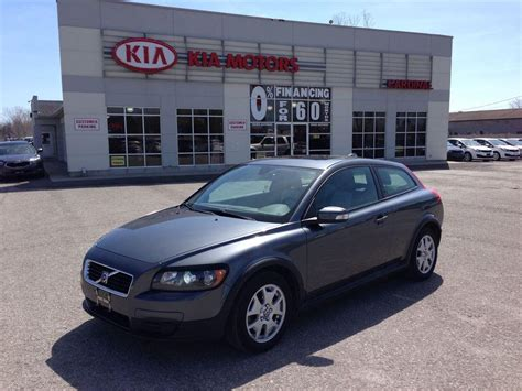 buy used volvo c30 used volvo c30 2008 for sale in niagara falls ontario