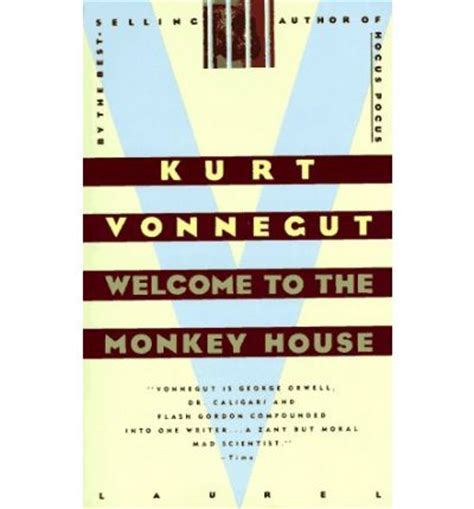 welcome to the monkey house welcome to the monkey house kurt vonnegut 9780440194781