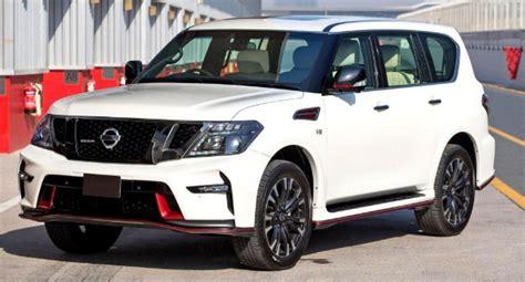 Nissan Armada 2020 Price by 2020 Nissan Armada Platinum Release Date Redesign Price