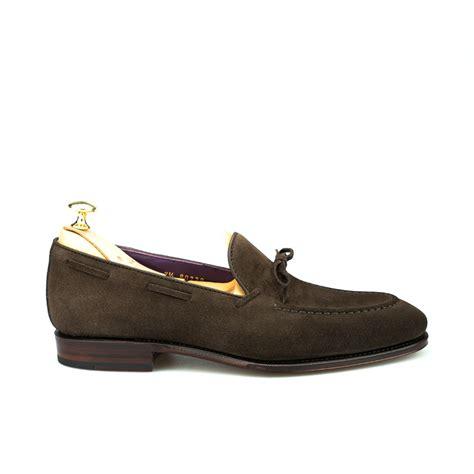 carmina string loafer brown string dress loafers carmina shoemaker