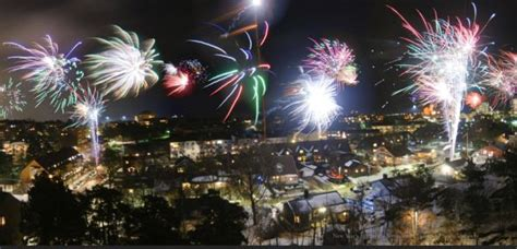 swedish new year fireworks neatorama