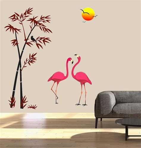 Wallpaper For Walls On Flipkart | new way decals wall sticker fantasy wallpaper price in