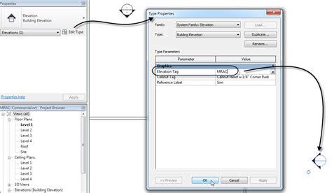 revit tags tutorial paul f aubin s blog custom revit elevation tags part 2