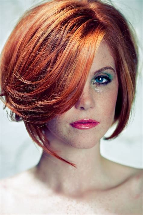 stylish hair color 2015 18 short red haircuts short hair for summer winter