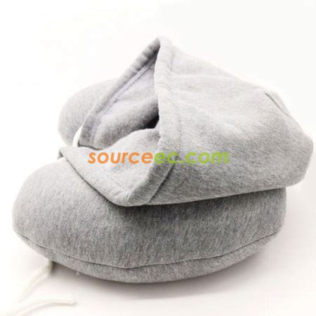 Bantal Leher Hoodie U Shape Travel Pillow Neck Unicorn new arrival gifts corporate gifts door gifts souvenir singapore source ec
