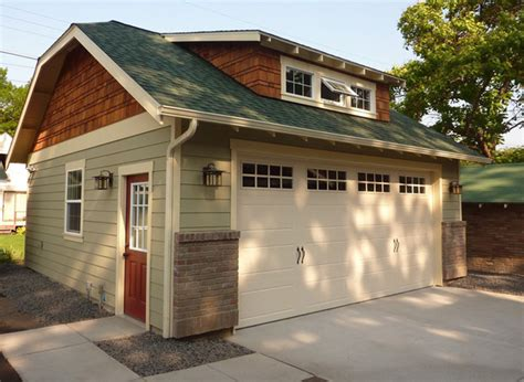 Garage Craftsman craftsman garage craftsman garage and shed other metro by kellcraft design build