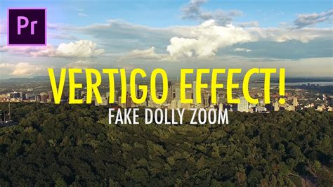tutorial adobe premiere pro cc 2017 bahasa indonesia vertigo dolly zoom effect tutorial adobe premiere pro cc