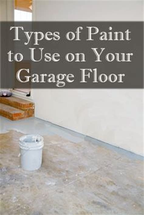 what kind of paint do you use on kitchen cabinets garage floor paint on pinterest painted garage floors