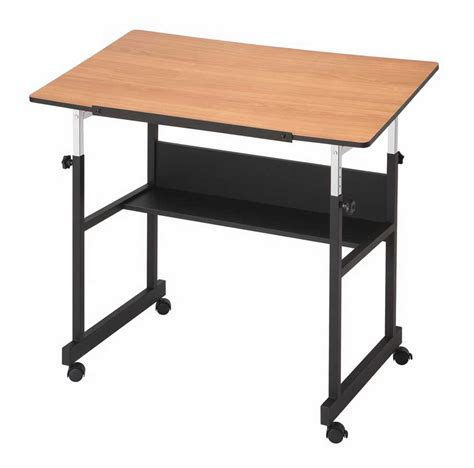 Mobile Drafting Table Portable Drafting Tables For Easy Drawing