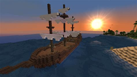 cfire crafts for pin results for minecraft ships on