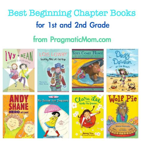 picture books for 2nd graders best beginning chapter books for 2nd and 3rd grade