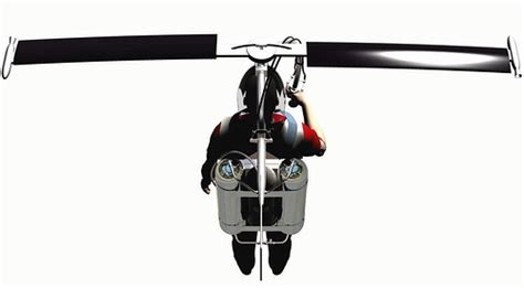 Lipstik Avione backpack helicopter from tecnolog 237 a aeroespacial mexicana