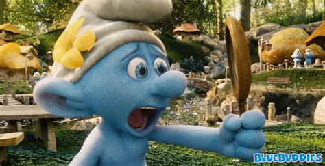 Vanity The Smurf by Vanity Smurf Bluebuddies