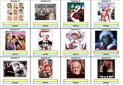 christmas film quiz online mendoza s christmas movie quiz