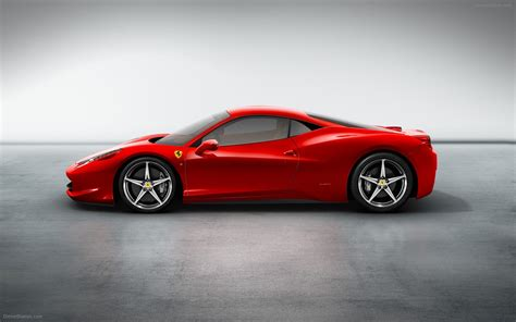 Ferrari 458 Car ferrari 458 italia 2009 widescreen exotic car wallpapers