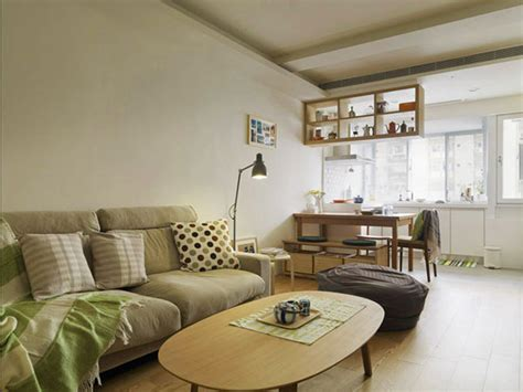 simple and stylish minimalist apartment simple small apartment design looks stylish with open