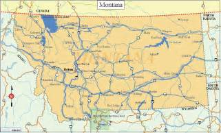Maps Of Montana by Picture Suggestion For Montana