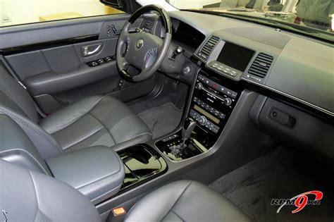 Kia Amanti Interior Kia Opirus Amanti Premium 2010 Interior Img 11 It S