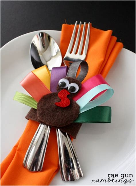 Thanksgiving Handmade Decorations - top 10 diy thanksgiving napking rings thanksgiving