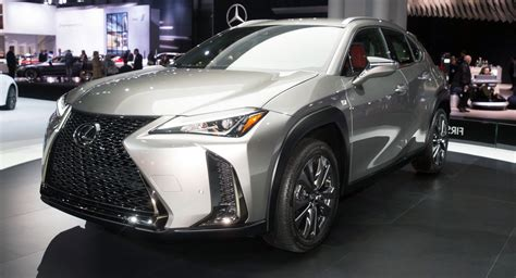 2019 Lexus Suv by 2019 Lexus Ux Small Suv Gets Up To 168hp In U S