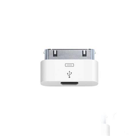 Eksklusif Adapter Konverter 30 Pin Apple Ke Micro Usb Untuk Iphone official apple micro usb to 30 pin adapter md099zm a